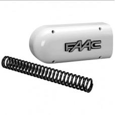 Кронштейн для крепления круглой стрелы S шлагбаума FAAC 615/620