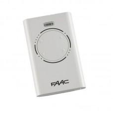 Пульт 4-х канальный FAAC XT4 868 SLH LR (белый)