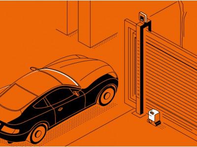 Как правильно установить автоматику для откатных ворот?