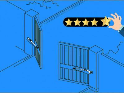 ТОП-5 лучшей автоматики для распашных ворот