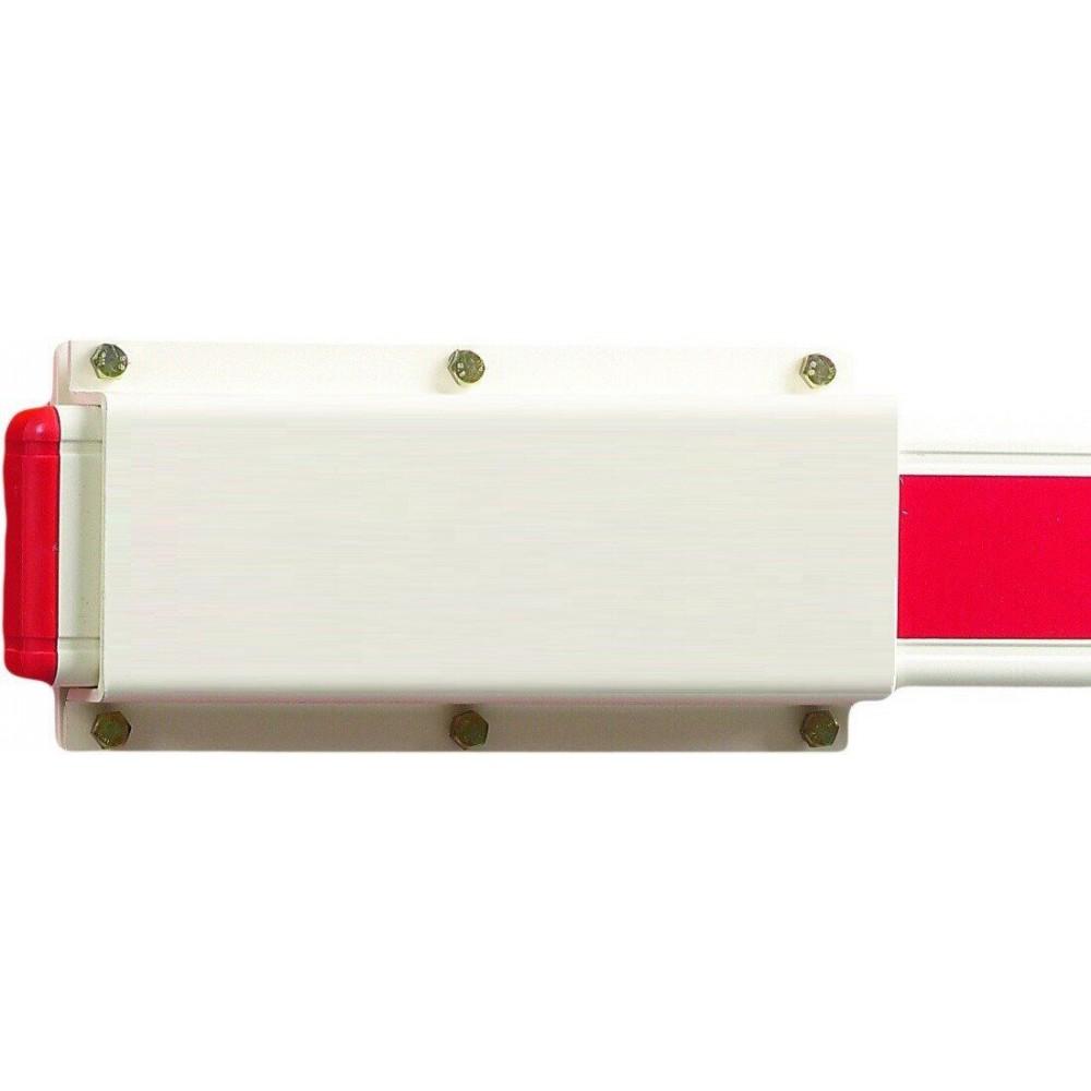 Кронштейн для крепления прямоугольной стрелы для шлагбаума Faac 640
