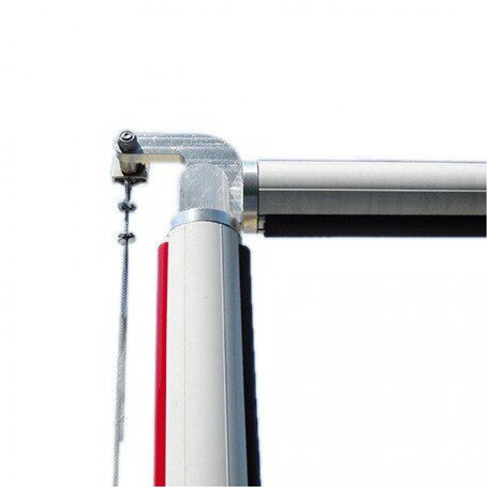 Шарнирный узел для круглой стрелы FAAC S (max-4 м) для шлагбаума B614